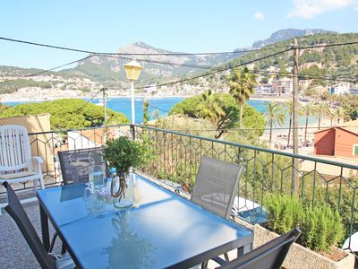 Photo for Renovated 2019! Beach 3 a/c bedroom apartment in Port de Soller