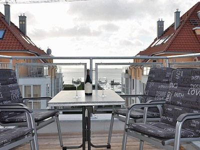 Photo for Luxury penthouse apartment overlooking the Baltic Sea