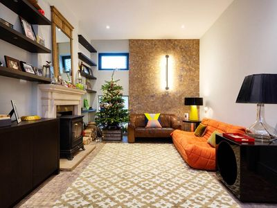Photo for West London 4 bed home, gorgeous interior design. Marylebone in 20 mins (Veeve)