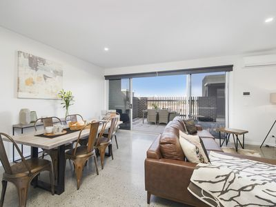 Photo for G149 Apt 3 - modern 2BR in heart of town