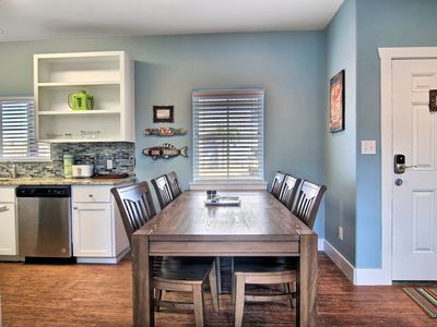 Photo for Oyster Cottage: Coastal 3 bed, 2 bath townhome w/ Pool, Close to Beach, Pets