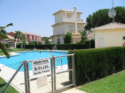 Photo for 3 bedroom Villa, sleeps 6 in Campano with Pool, Air Con and WiFi
