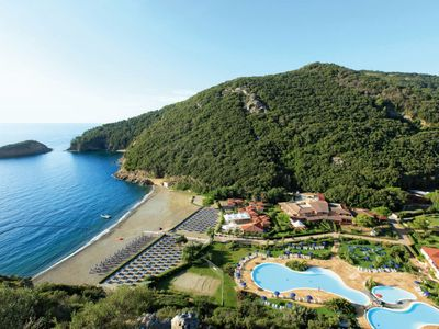 Photo for Apartment Ortano Mare Club Village (RIO252) in Rio Marina - 4 persons, 1 bedrooms