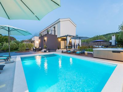 Photo for Ideally Located Villa With Sea View - Adriatic Luxury Villas