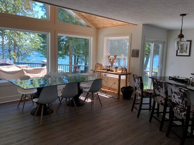 Photo for Beautiful new lakefront home!