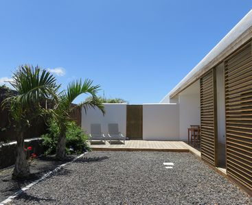 Photo for Casa Cristina, new modern apartment in Lajares, Fuerteventura