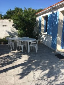 Photo for Villa by the sea in the center of the Isle of Oléron