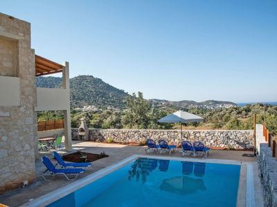 Photo for Vacation home Villa Emerald in Bali, Rethymnon - 6 persons, 3 bedrooms