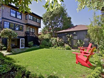 Photo for Newly renovated family-friendly home in Sycamore Park neighborhood, Mill Valley