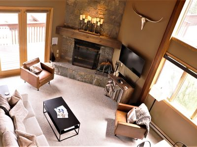 Photo for *Flexible Cancellation Policy* Beautiful Big Horn Condo- Near Slopes & Shops!