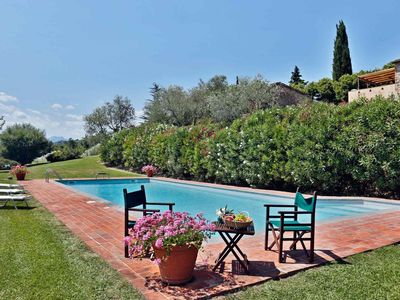 Photo for Villa with four bedrooms   Villa Berto B 8 is a charming detached cottage on a country estate, that