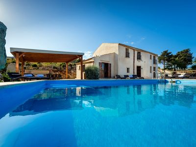 Photo for Magnificent combination of Traditional Mediterranean and Modern Style villa.