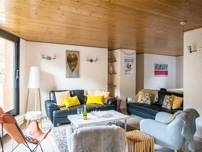 Photo for Perfectly located Apartment - Morzine Centre. Less than 5 min walk to all lifts