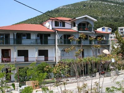 Photo for Apartment in Zaostrog (Makarska), capacity 4+0