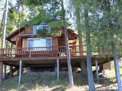 Photo for Authentic Family Flathead Lake Cabin