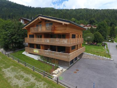 Photo for Apartment Les Jardins d'Helene in Ovronnaz - 4 persons, 2 bedrooms