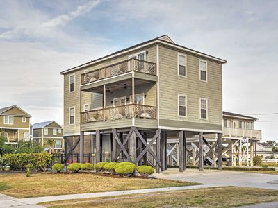 Photo for Spacious Murrells Inlet Home w/Pool, Walk to Shore