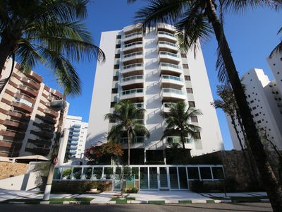 Photo for Beautiful apt 3 bedrooms - mod 6 - Riviera de São Lourenço - 200metros of the beach
