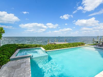 Photo for Bayfront Paradise - Five Bedroom House, Sleeps 12