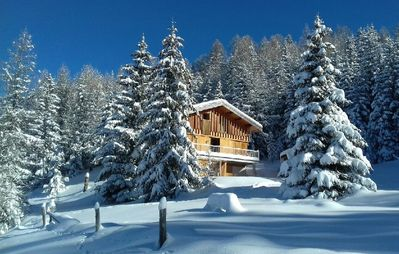 Photo for exceptional chalet on skis, the Arcs 1800