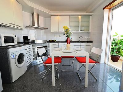 Photo for Apartment in Lisbon with Internet, Lift, Parking, Washing machine (295581)
