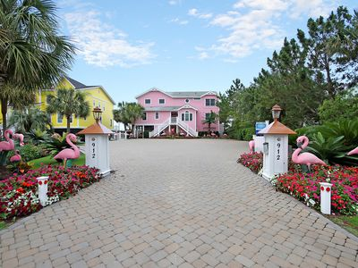 Photo for Casa Flamingo - Oceanfront, 8 BR, Private Pool, Hot Tub, Magnificent Views!