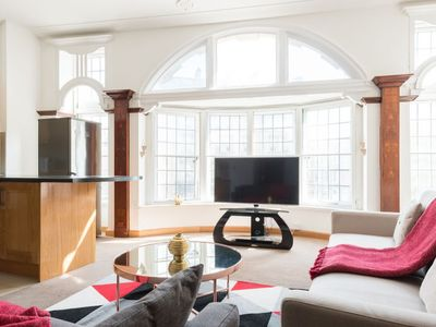 Photo for The College Green Loft - Historic Light-Flooded 3BDR Home