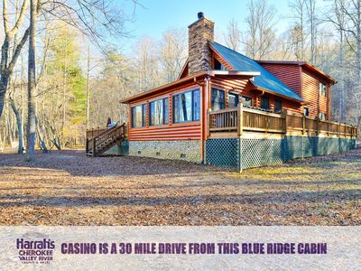 Photo for Total Creekside Luxury and Privacy on 5 Acres - Near Lake