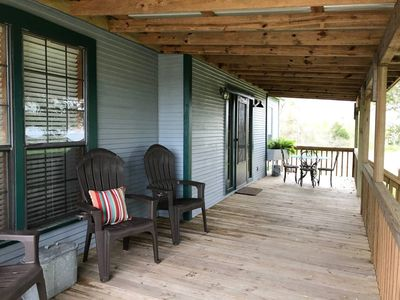 Photo for A Relaxing Getaway at Southpaw Acres Cottage near Round Top