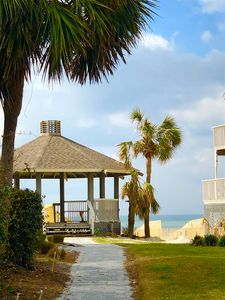 Photo for Need some Peace of Cape? 2 masters, fun bunks, gulf views from decks - book now