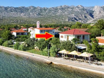 Photo for 2BR Apartment Vacation Rental in Starigrad Paklenica