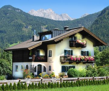 Photo for Your apartment with a wonderful view of the Loferer Steinberge
