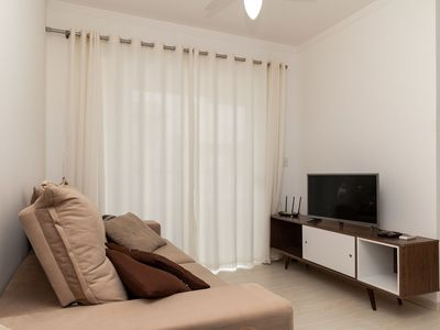 Photo for 2 bedroom Apartment Rental for 5 people 170 meters from the sea in Bombas