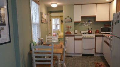 Photo for ~Location, Location, Location! Historic Beach home with 2 Private Units!