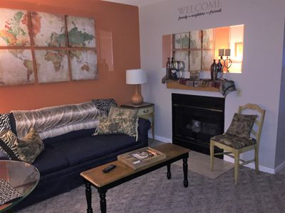 Photo for One Bedroom with Jacuzzi Nestled in the Heart of Gatlinburg (Unit 102)