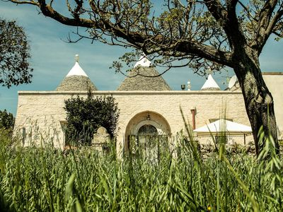 Photo for B & B the trullo volza