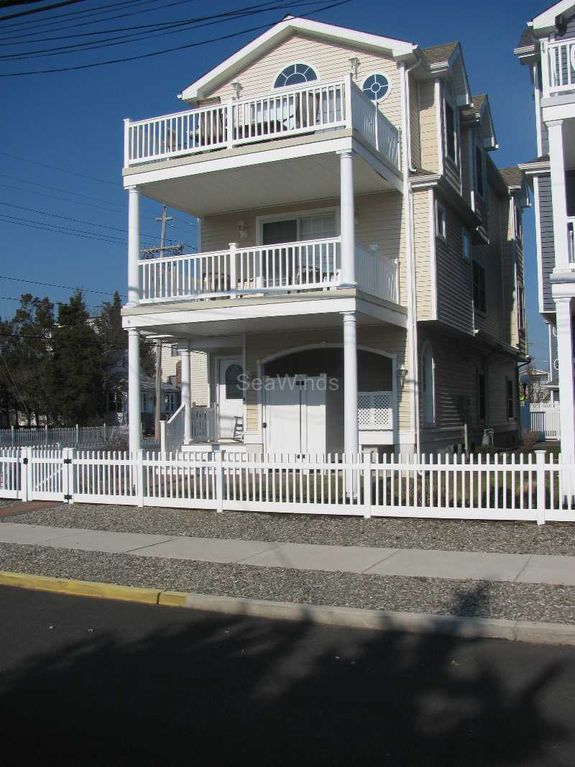 Ocean Cove Exclusive Jersey Shore Beach Home With Pool