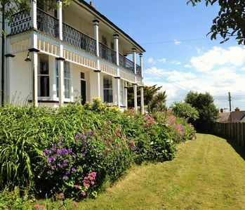 Photo for Hillside House | Colonial Large Property with Balcony Overlooking Braunton