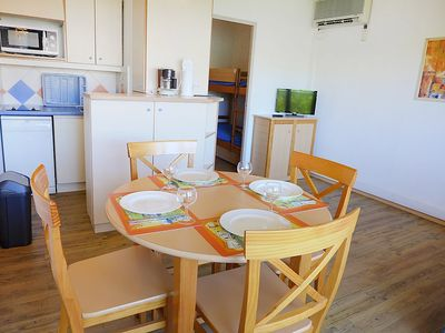 Photo for Apartment in the center of Sainte-Maxime with Internet, Air conditioning, Lift, Parking (491940)