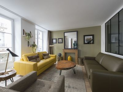 Photo for Spacious and comfortable apartment for large groups