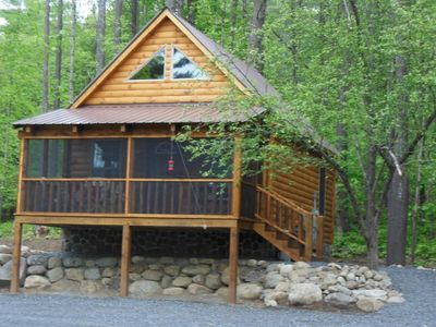 Photo for Enjoy Summer in The Adirondacks at Ruby Hill Cabins
