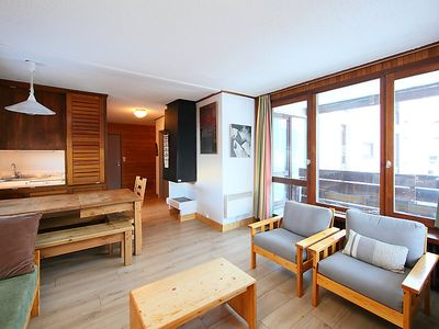 Photo for Apartment Le Pramecou in Tignes - 6 persons, 2 bedrooms