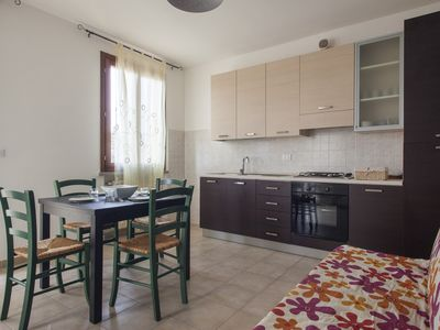 Photo for Maurino - Lovely apartment with balcony and swimming pool in Suvereto