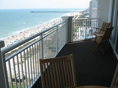 Photo for New Luxurious 5BR Million $ Oceanfront Condo, Myrtle Beach, Sc
