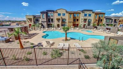 Photo for Fully Furnished Town-home  Near Local Attractions and Mayo Clinic Hospital