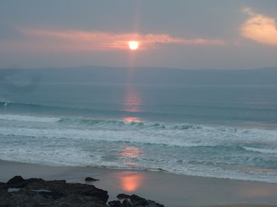 Photo for Beach Chalet self catering with jacuzzi close to beaches & Eden project