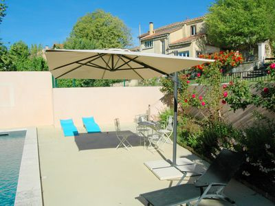 Photo for Large charming cottage in Carpentras (prox. Ventoux Provence), calm of the countryside