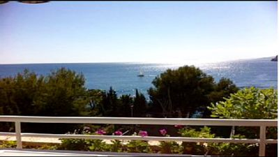 Photo for BEAUTIFUL APARTMENT IN IDILIAN PLACE 3 BEDS FROM THE BEACH (VFT / GR / 00797)