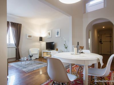 Photo for A charming and comfortable home in Florence.