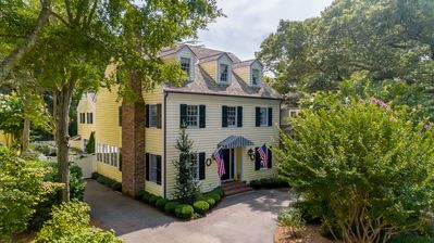 Photo for Now Booking for 2019! Quintessential Ocean Block Home w/ 7BR 5BA Sleeping 14 People in The Pines!